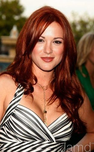Danneel at the CW Summer 2006 TCA Party