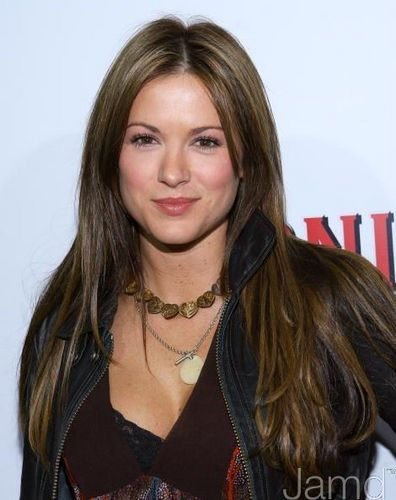 Danneel at the HORNITOS? tequila 'Fine Line' Launch Party