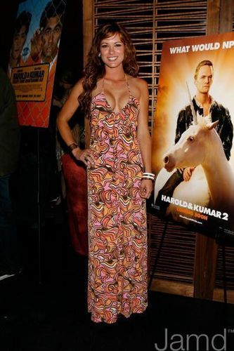 Danneel at the Midnight Music Wednesdays - 'Harold & Kumar: Escape from Guantanamo Bay event