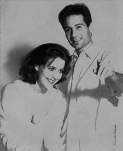 David & Gillian