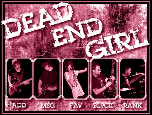 Dead End Girl banner