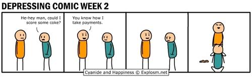 Depressing Comic Week 2