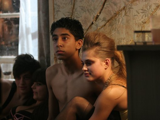Casually come dev patel naked skins share your