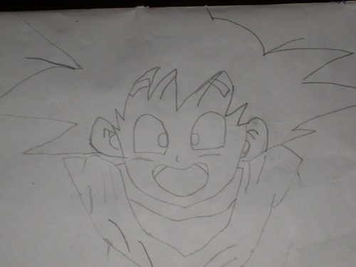 Dragon Ball Z Fanartz by Poddo!! X3
