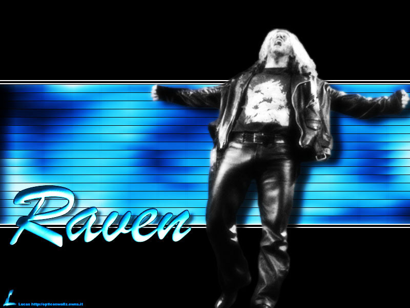 ECW Hardcore Legend - Raven - professional-wrestling wallpaper