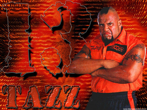 ECW estrella - TAZZ