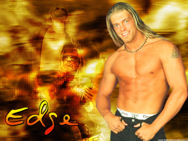 Edge - professional-wrestling wallpaper