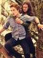 Edward and Bella  - twilight-series photo