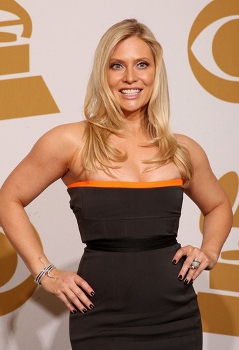 CSI: Miami images Emily Procter @ 51th Grammy awards  HD wallpaper and background photos