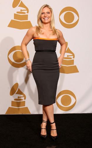 Emily Procter @ 51th Grammy awards