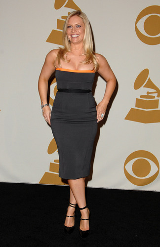 Emily Procter @ 51th Grammy awards