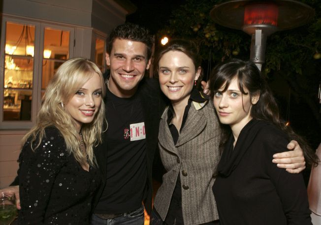 Emily and Zooey