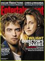 Entertainment Weekly (Cover) - twilight-series photo