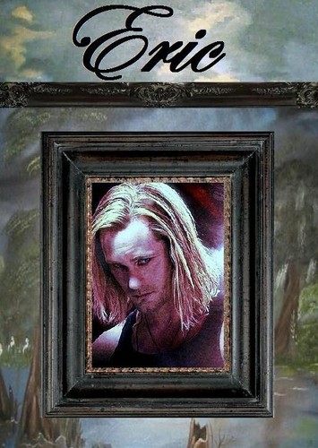Eric -  Portrait of a Sensual Vampire