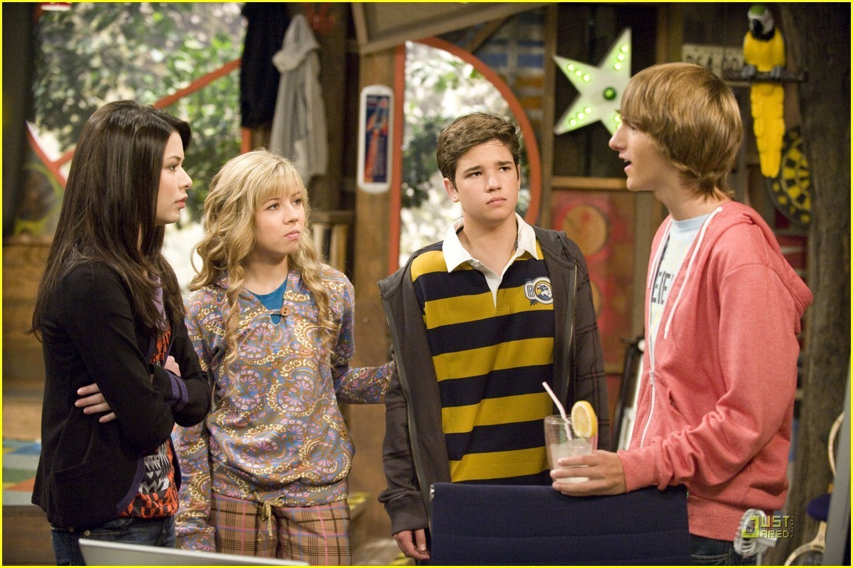 iCarly Fred and icarly peoples