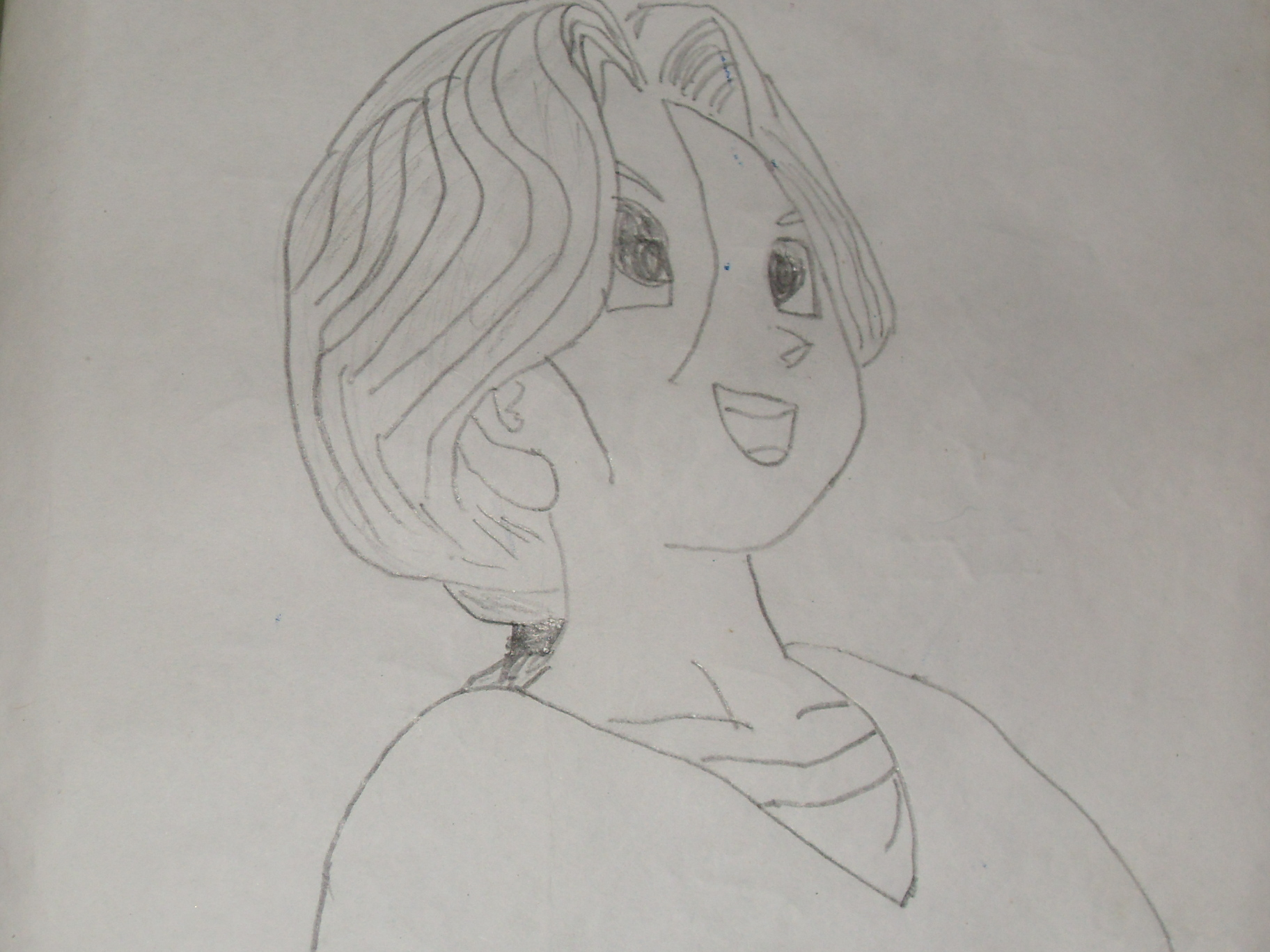 Future Bulma - By me!!!!!