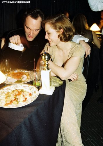 Gillian and Quentin
