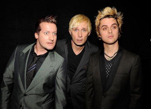 Green दिन @ the 51st Grammy Awards 2009