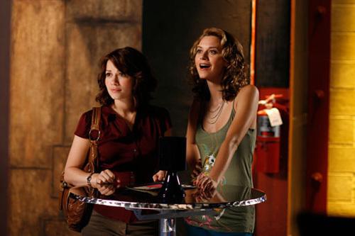 Haley and Peyton