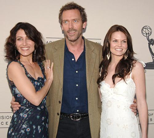 Hugh and his women