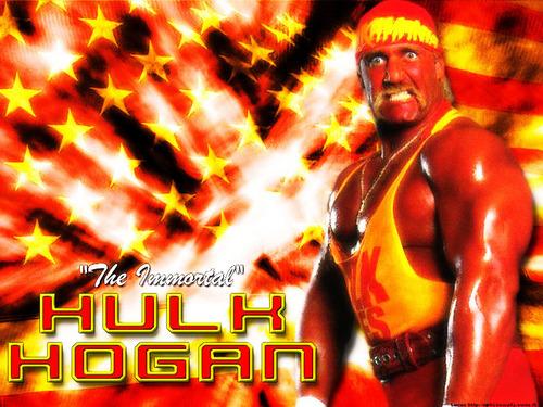 Professional Wrestling wallpaper titled Hulk Hogan - Classic WWF