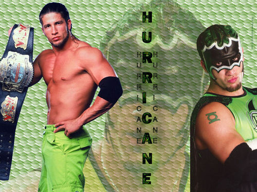 Professional Wrestling 壁紙 containing a 大きな塊, ハンク titled Hurricane Helms