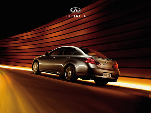 Infiniti Wallpaper Containing A Sedan And Hatchback Titled G35