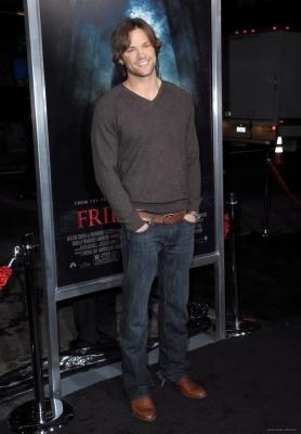 Jared Padalecki @ Friday the 13th Premiere