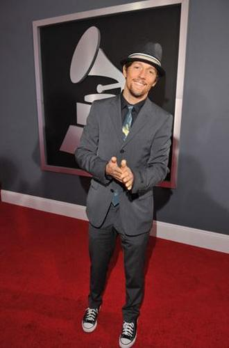 Jason at the Grammy's