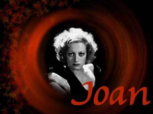 Joan Crawford Wallpaper