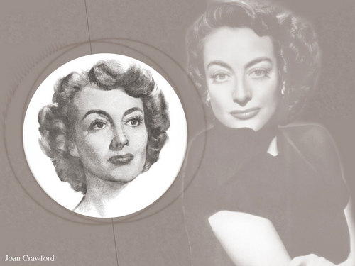 Joan Crawford 壁纸