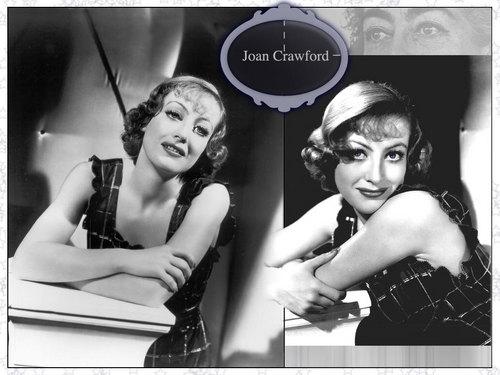 Joan Crawford wolpeyper