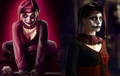 Kristen as Joker´s girlfriend (Montage)