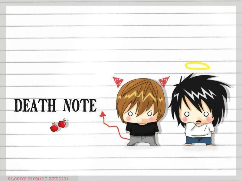 death note chibi light - photo #38