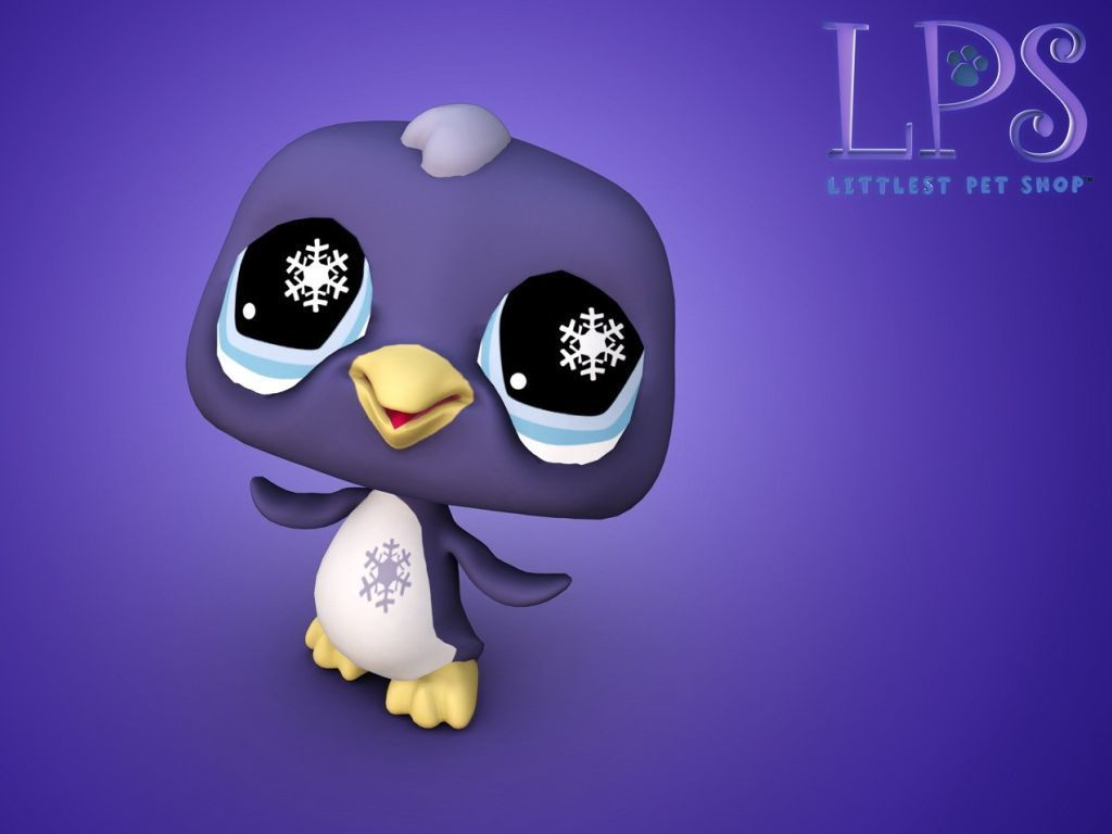 Littlest Pet Shop LPS/EA Wallpaper