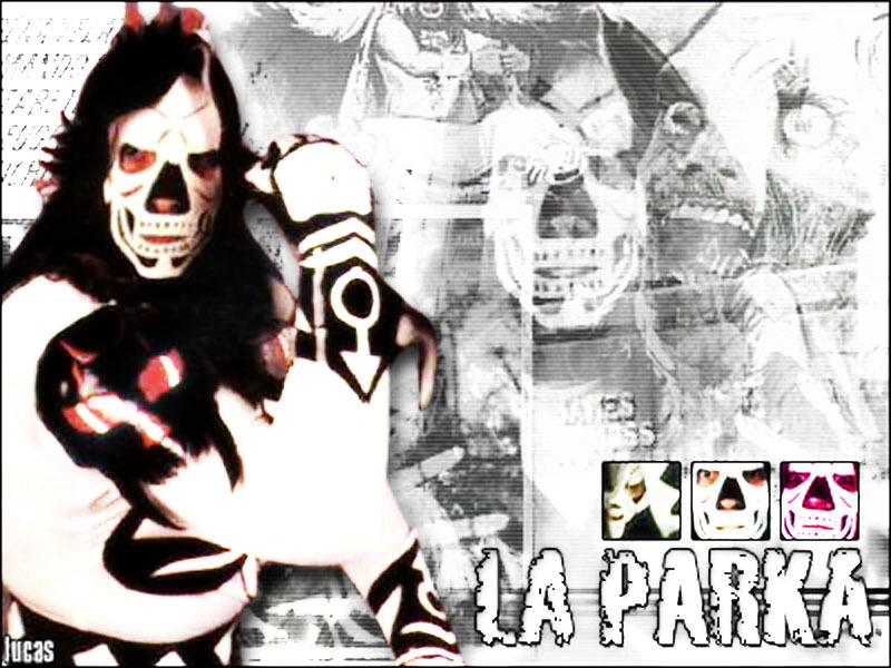 La Parka - Luche Libra Star - professional-wrestling wallpaper