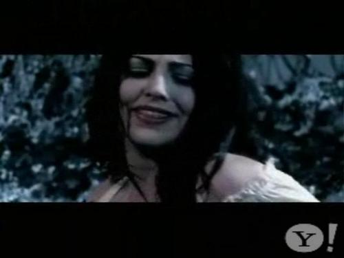 Evanescence Wallpaper With A Television Receiver And A High Definition  Television Called Lithium