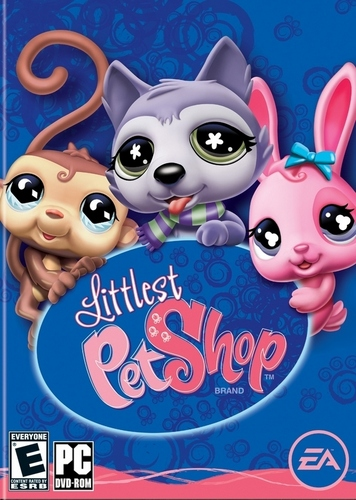 Littlest Pet boutique Game