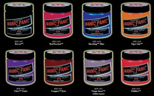 Manic Panic wallpaper probably with a canned meat titled Manic Panic