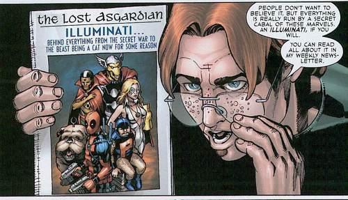 Marvel TV: Galactus