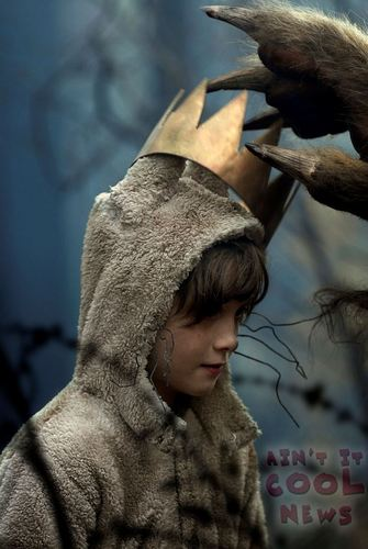 Where The Wild Things Are 바탕화면 entitled Max in 'Where The Wild Things Are' (FILM)