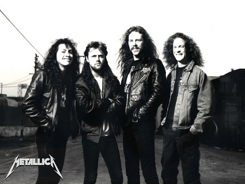 metallica fondo de pantalla possibly containing a box coat, an outerwear, and a well dressed person entitled metallica