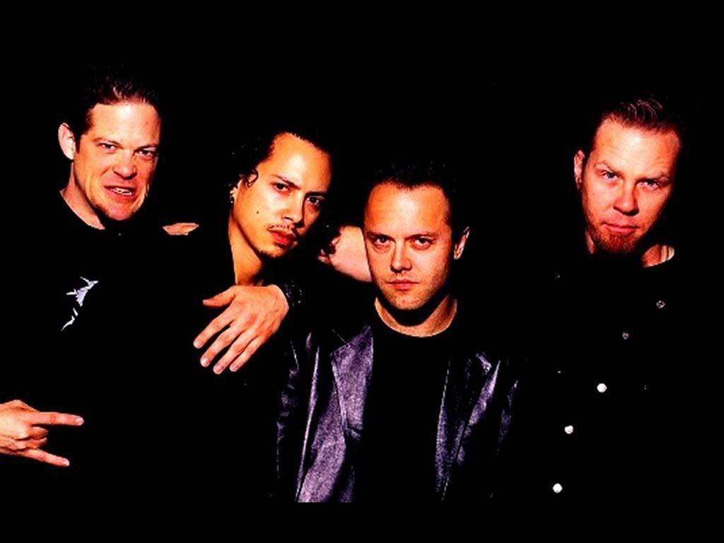 Metallica - Metallica Wallpaper (4184520) - Fanpop