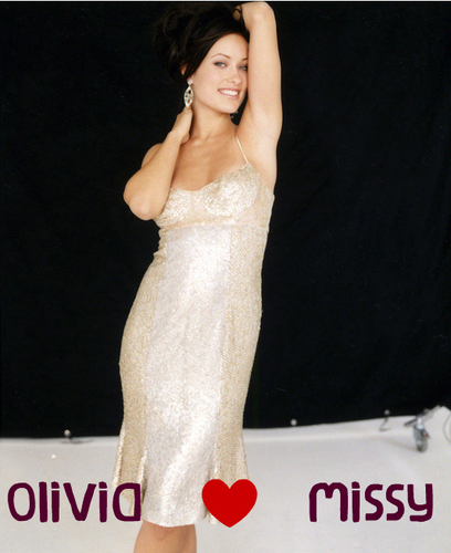 Missy & Olivia`s Wedding Prezzie