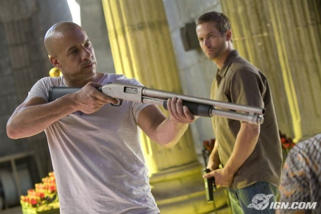 New Fast & Furious Promos