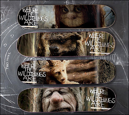 Where The Wild Things Are wallpaper probably with a sign called New Pictures from 'Where The Wild Things Are' (FILM)