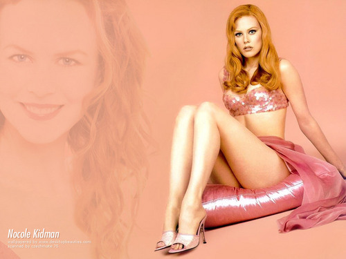 Nicole Kidman wolpeyper possibly containing attractiveness, a portrait, and skin entitled Nicole Kidman