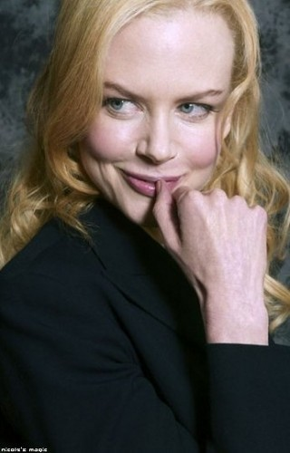 Nicole Kidman wallpaper with a portrait entitled Nicole