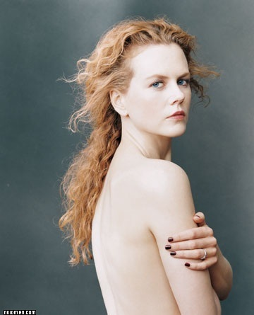 Nicole Kidman kertas dinding with a portrait and skin titled Nicole