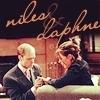 Frasier photo entitled Niles & Daphne